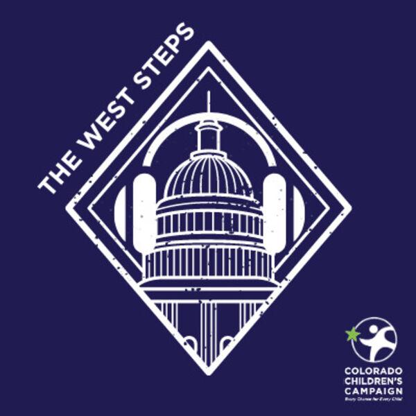 The West Steps  Podcast Artwork Image