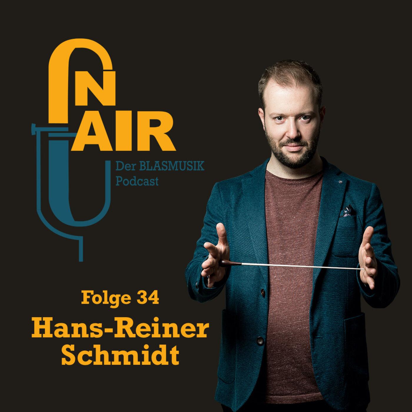 Hans-Reiner Schmidt - Zwischen Ernst Mosch und hr-Sinfonieorchester