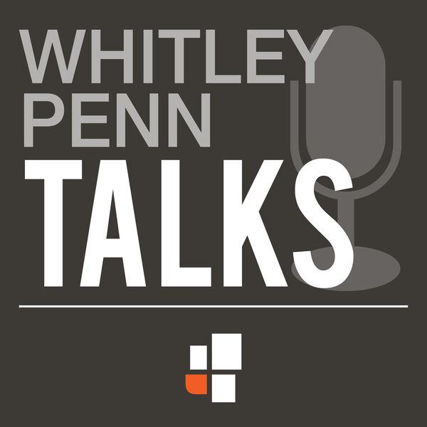 Whitley Penn Talks Podcast Artwork Image