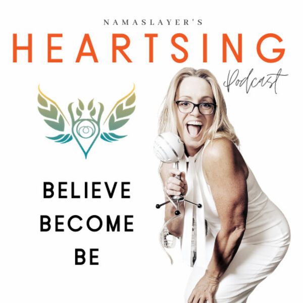 Heartsing Podcast   Weight Loss   Meditation   Future Self  by Namaslayer Podcast Artwork Image