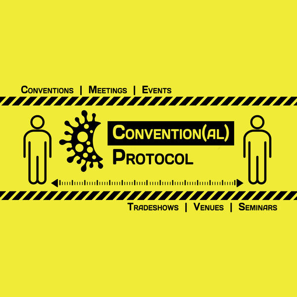 Convention(al) Protocol Podcast Artwork Image