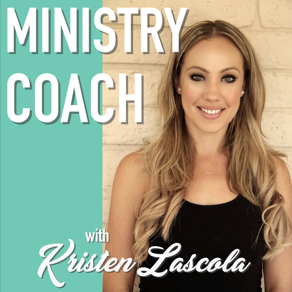 Ministry Coach Podcast Artwork Image
