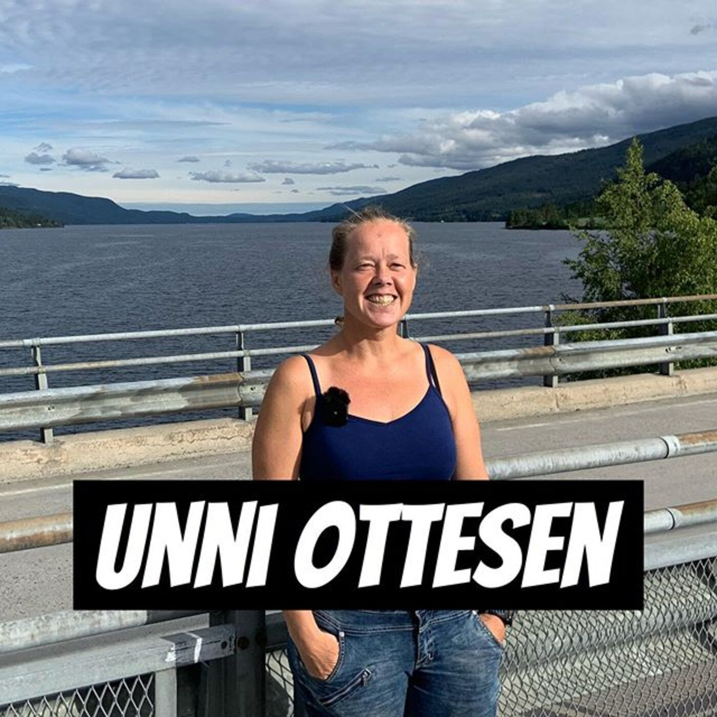 #111 - Unni Dahl Ottesen | Ultraløper, ultrasvømmer, ultramamma, Pippi Langstrømpe