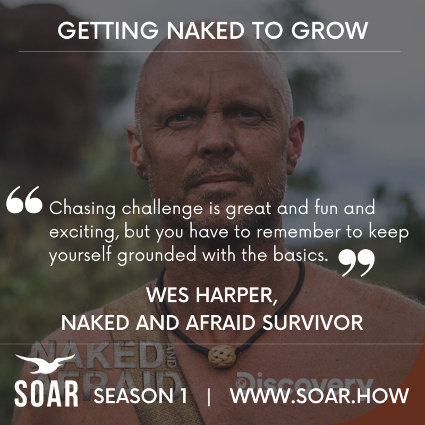 Getting Naked to Grow