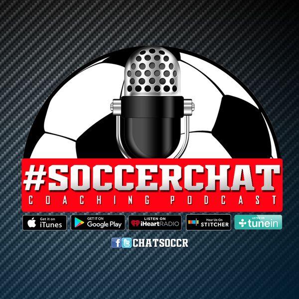 #SoccerChat Podcast Artwork Image