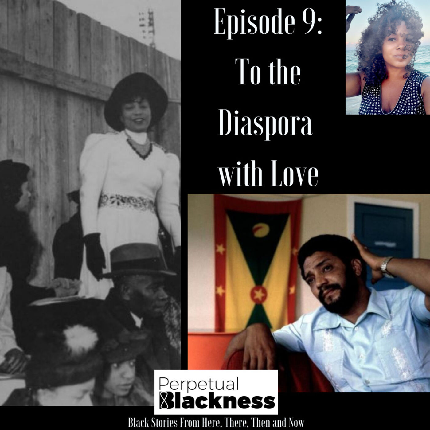 Episode 9: To the Diaspora with Love
