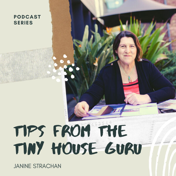 Tips from the Tiny House Guru Podcast Artwork Image