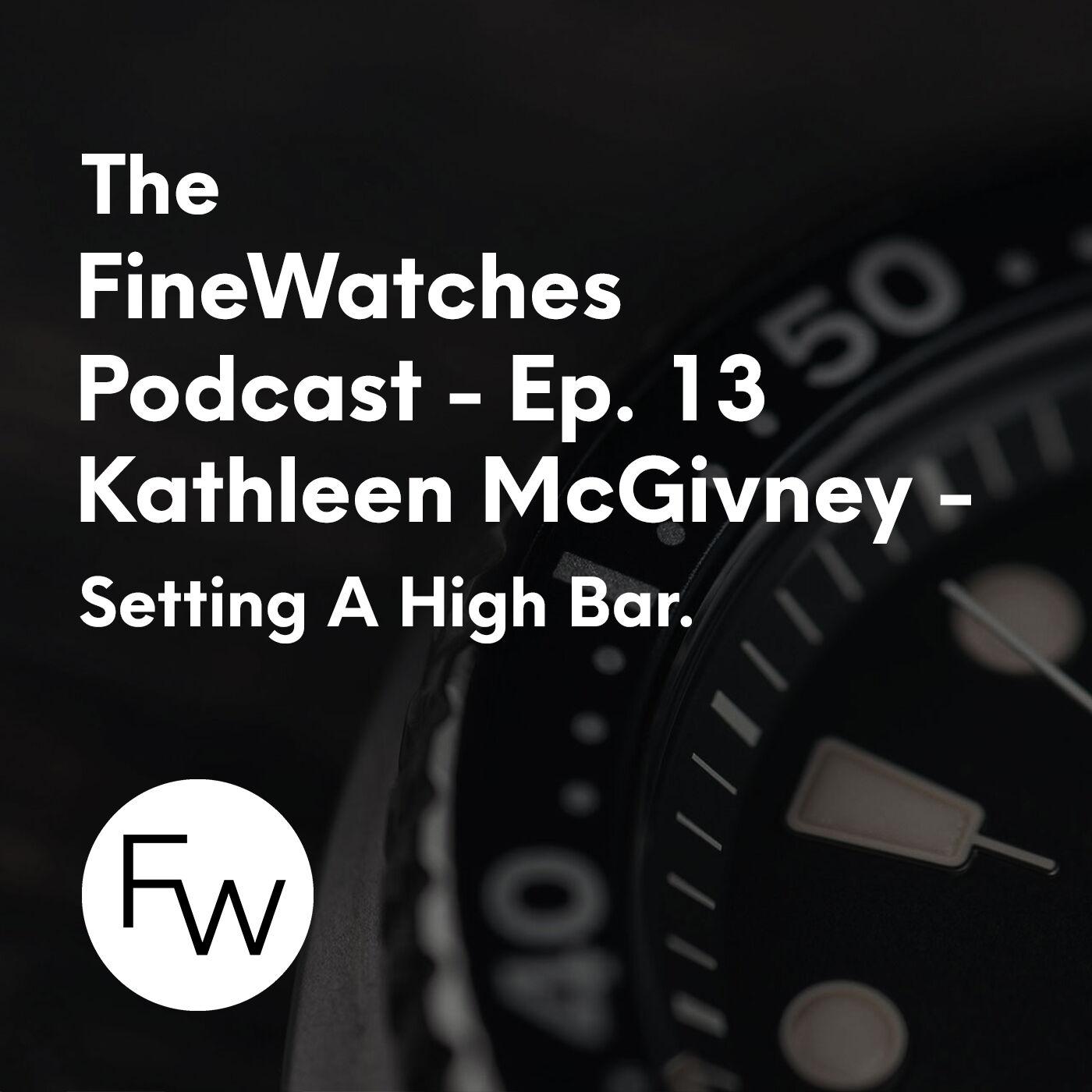 Setting A High Bar - Kathleen McGivney