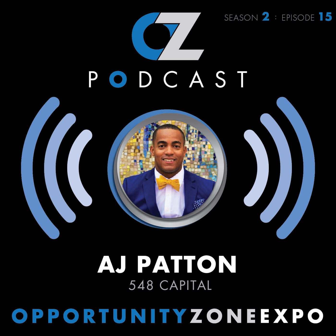AJ Patton - Affordable Housing and Alternative Energy under one QOF Banner