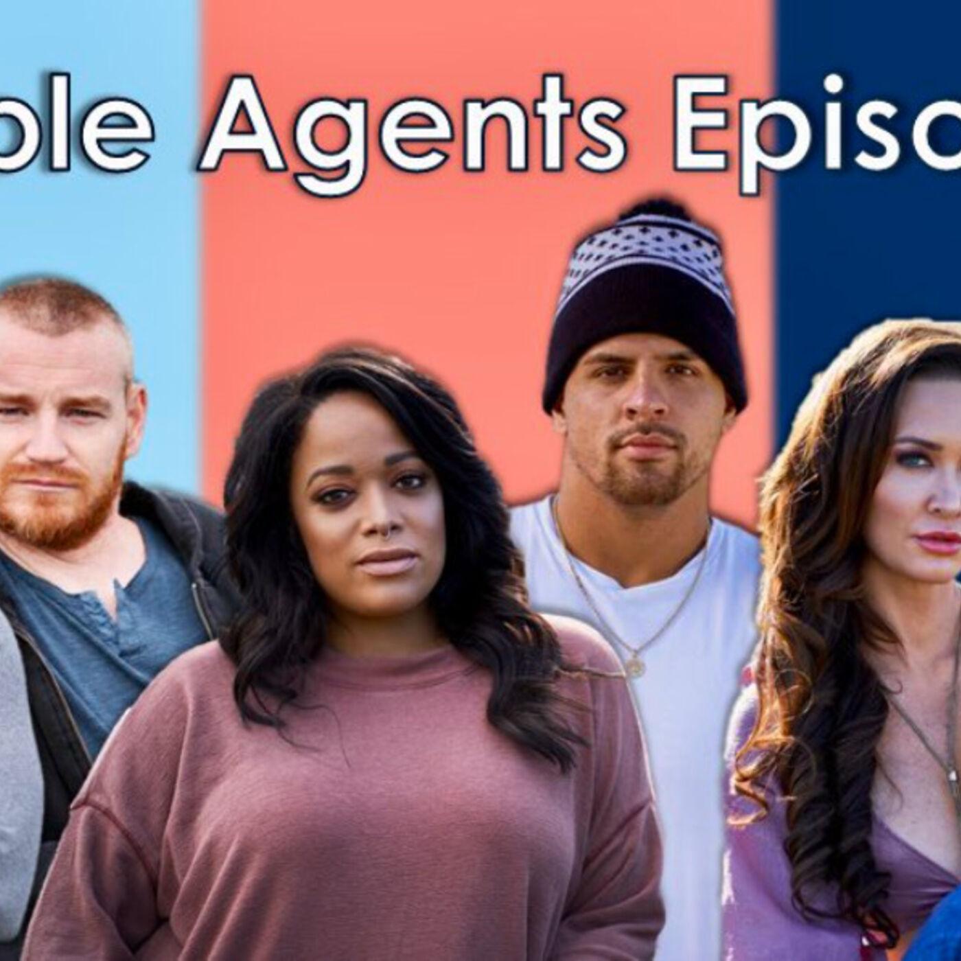 Challenge Double Agents Episode 1 Recap: A Feast of Champions
