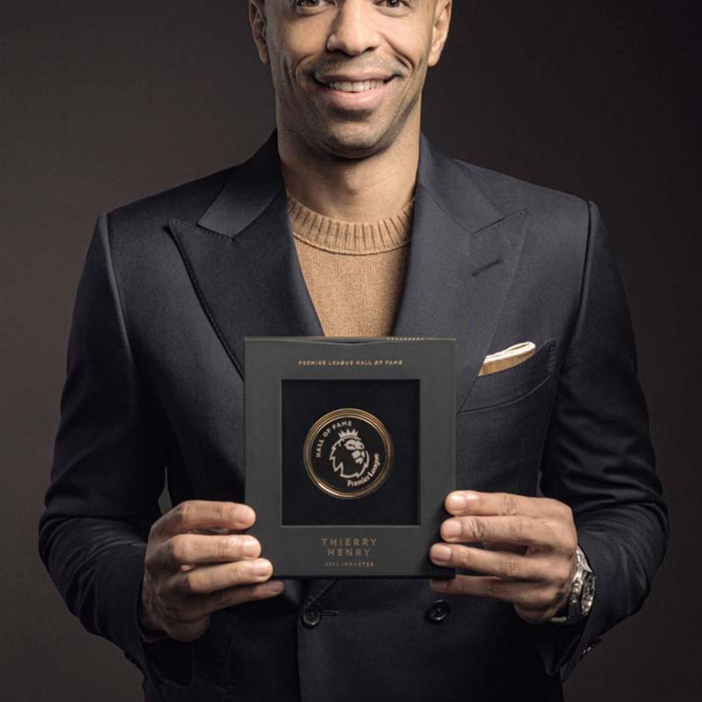 Hall of Fame Henry!