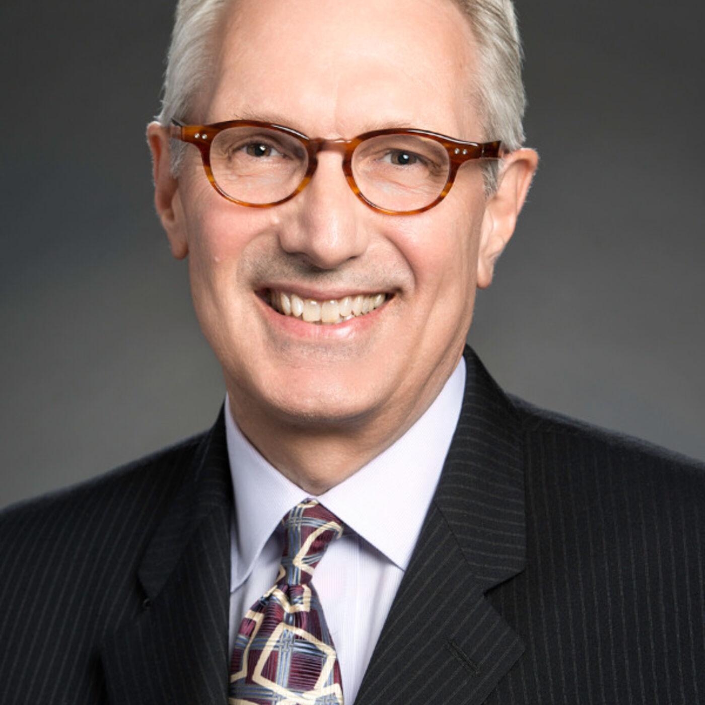 Chuck Stokes of Memorial Hermann Health System