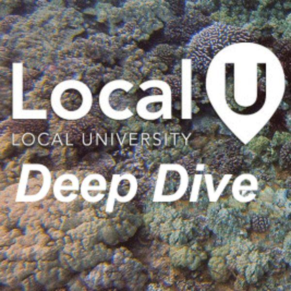 Deep Dive into Local Search & SEO Podcast Artwork Image