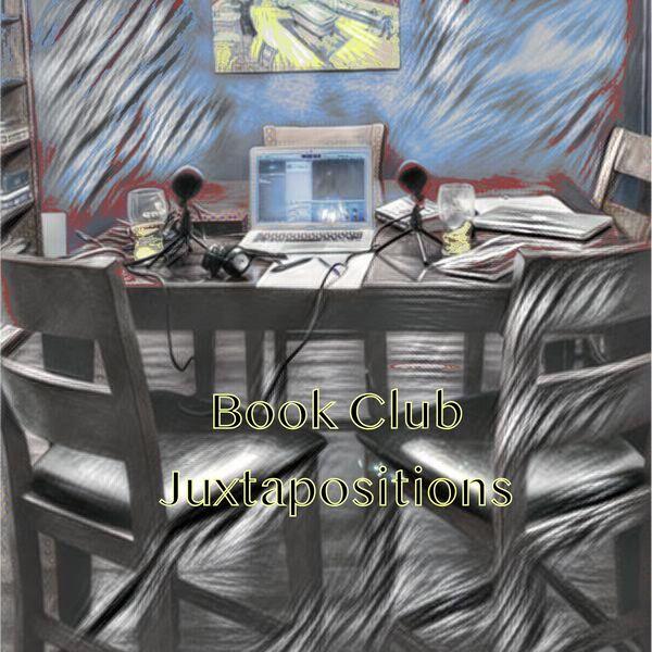 Book Club Juxtapositions  Podcast Artwork Image