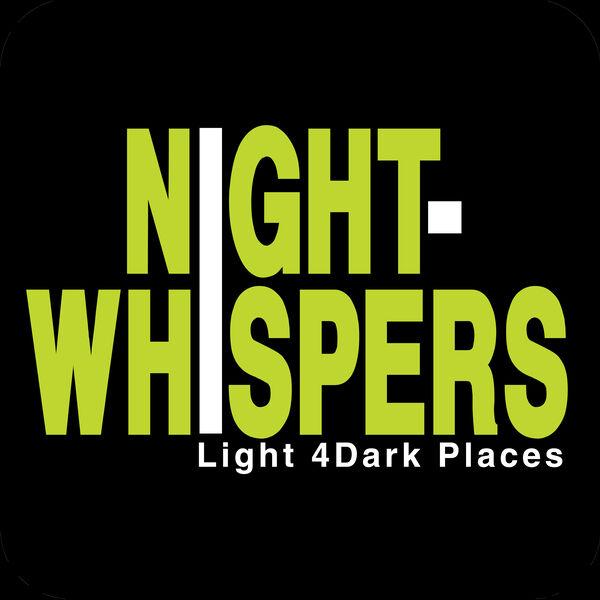 Night Whispers Podcast Artwork Image