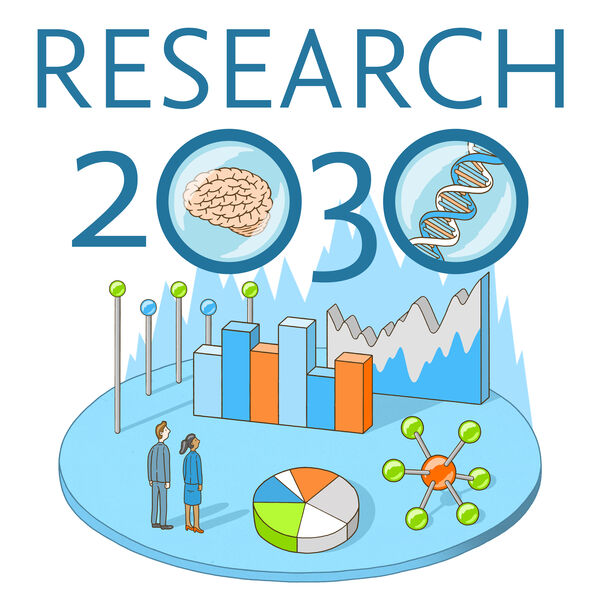 Research 2030 Podcast Artwork Image