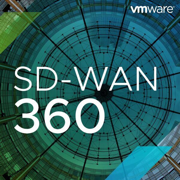 SD-WAN 360 Podcast Artwork Image