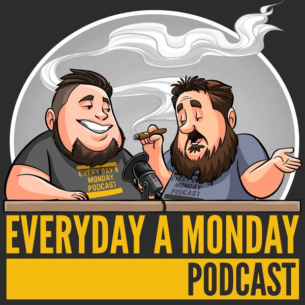 Every Day A Monday Podcast Artwork Image