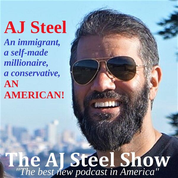 The AJ Steel Show Podcast Artwork Image
