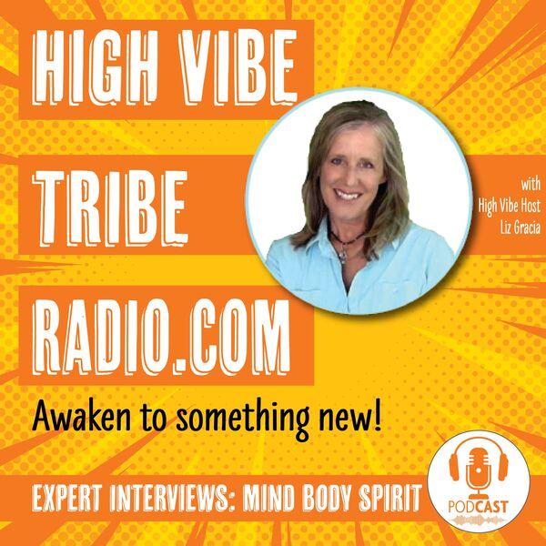 HighVibeTribeRadio.com Podcast Artwork Image