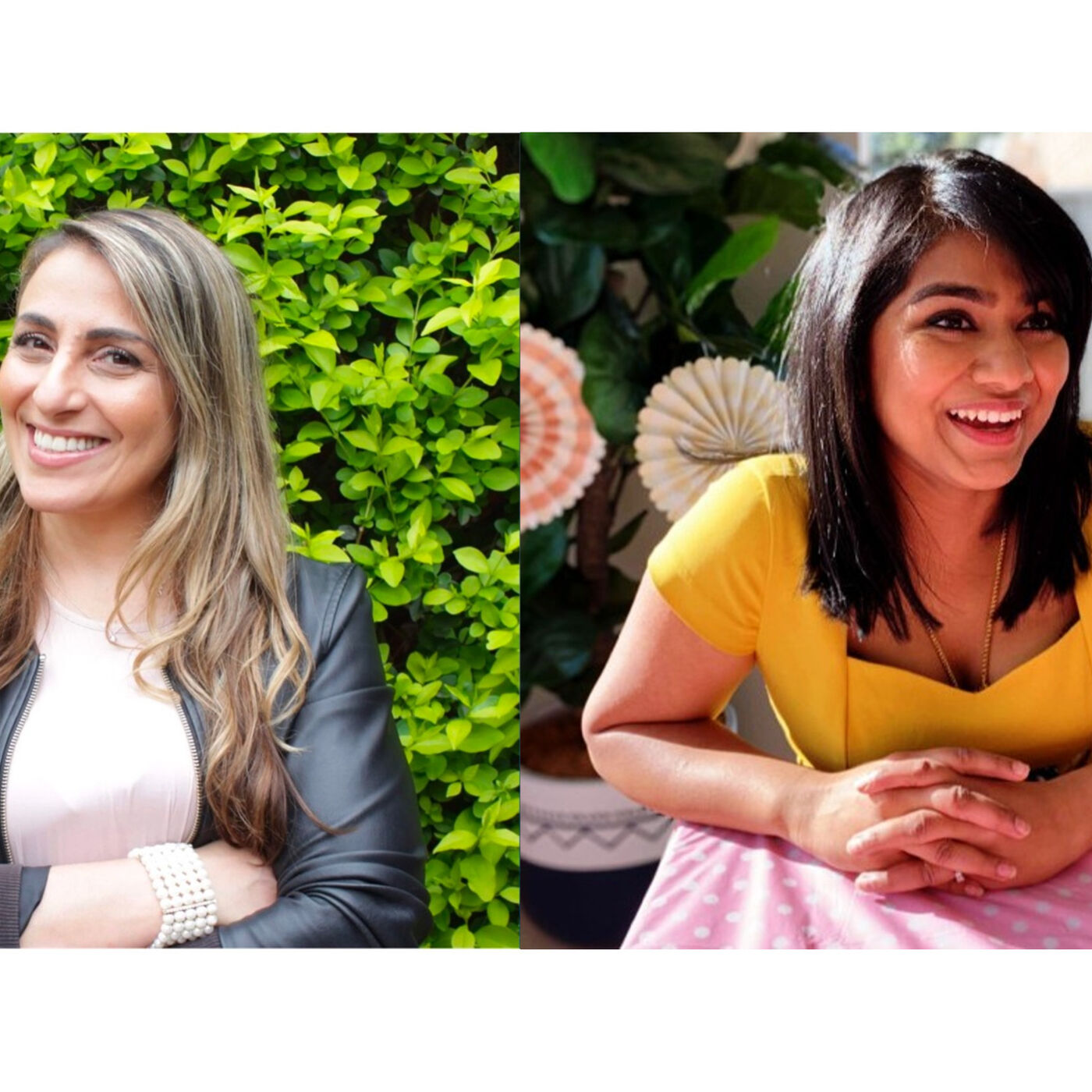 Episode 106 - Stopping the Gender Gap at the front door - with Pavi & Jo