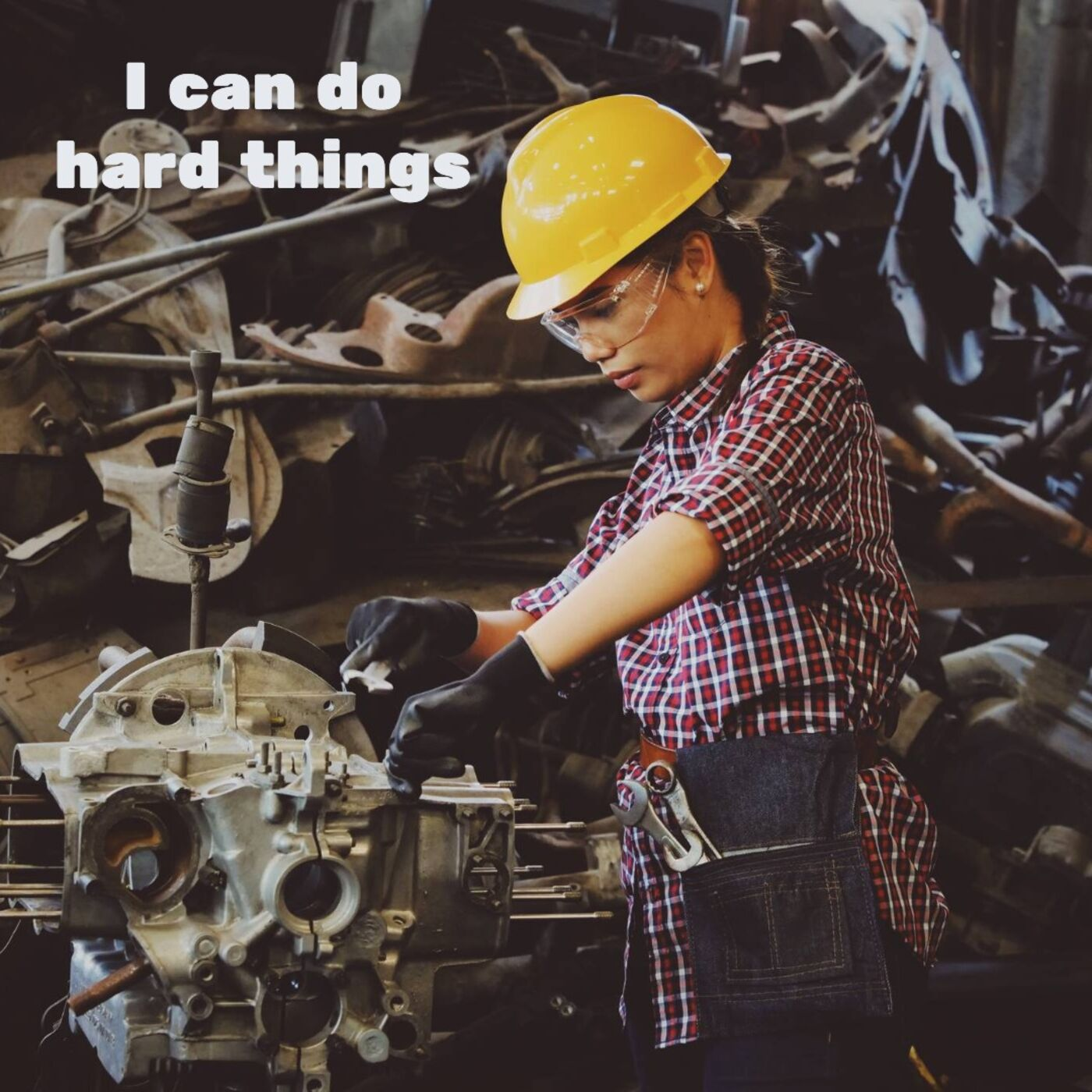 # 116 I can do hard things
