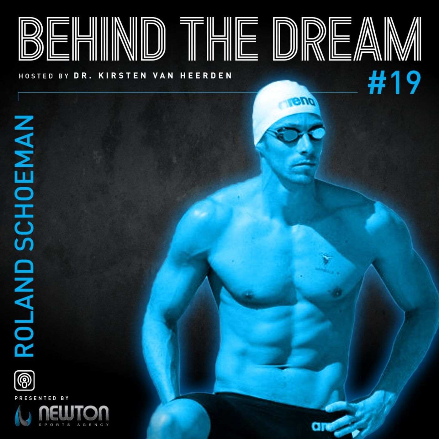 Episode #19: Olympic gold medalist & multiple World Record holder, swimmer Roland Schoeman, talks about finding peace with life and himself