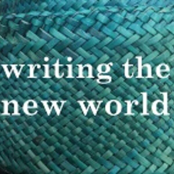 Writing the New World Podcast Artwork Image
