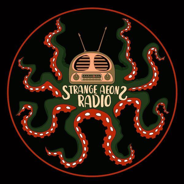 Strange Aeons Radio Podcast Artwork Image