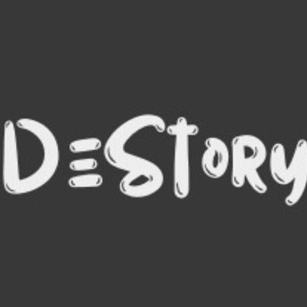 "DeStory: A Solidarity Narrative ""ReStory"" Incubator for Activist & Artists  Podcast Artwork Image"