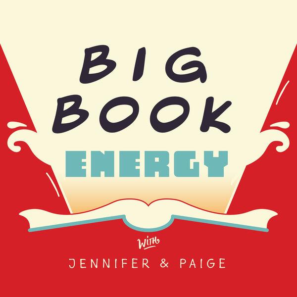 Big Book Energy Podcast Artwork Image