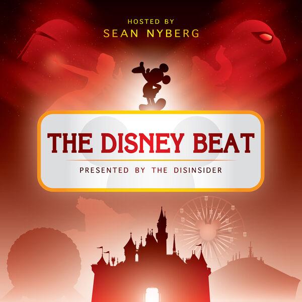 The Disney Beat Podcast Artwork Image