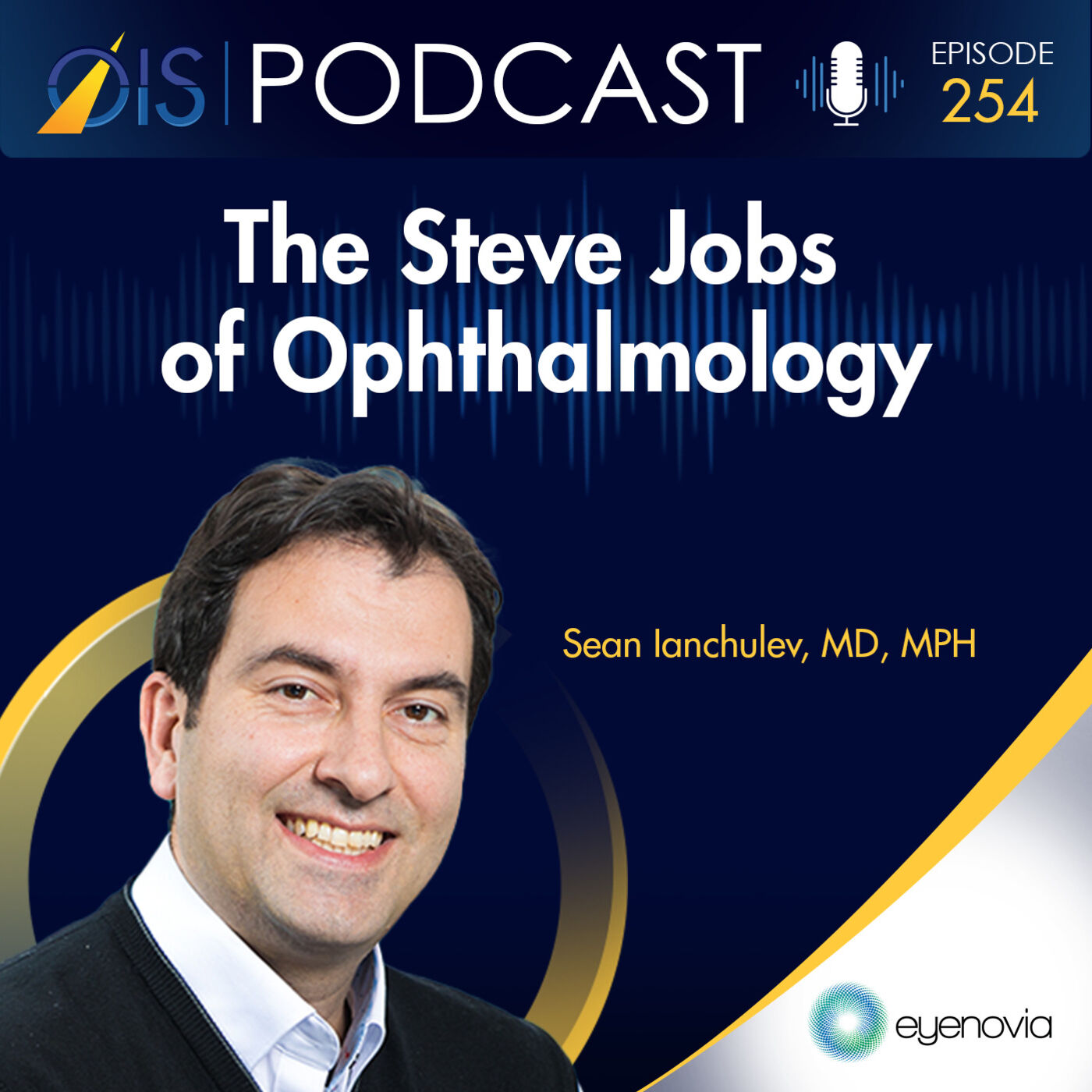 The Steve Jobs  of Ophthalmology