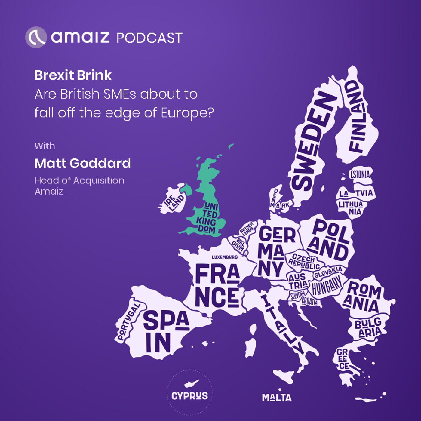 The Brexit Brink! Introducing the new Amaiz report on UK business and Brexit