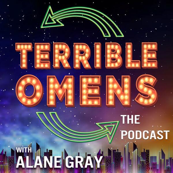 Terrible Omens Podcast Artwork Image