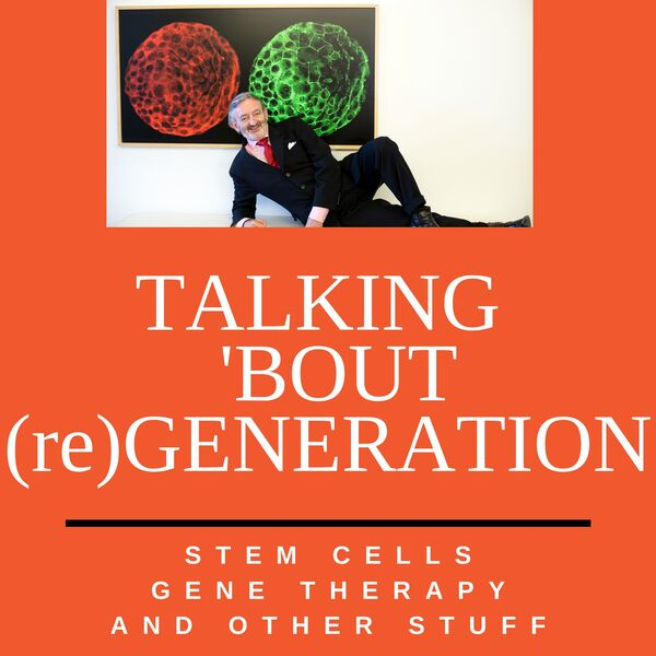 Talking 'Bout (re) Generation Podcast Artwork Image