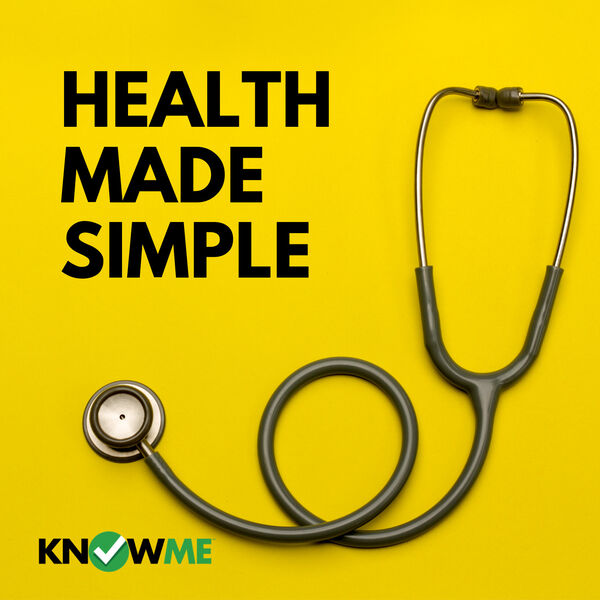 Health Made Simple Podcast Artwork Image
