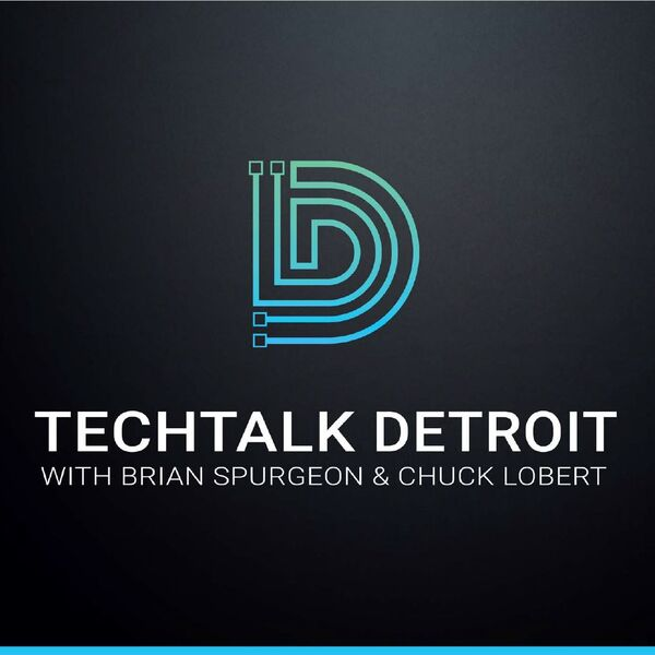 TechTalk Detroit Podcast Artwork Image