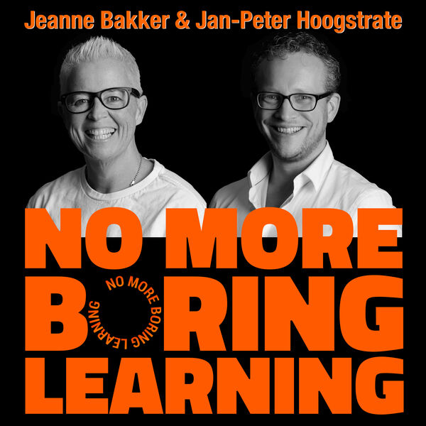 No More Boring Learning Podcast Artwork Image