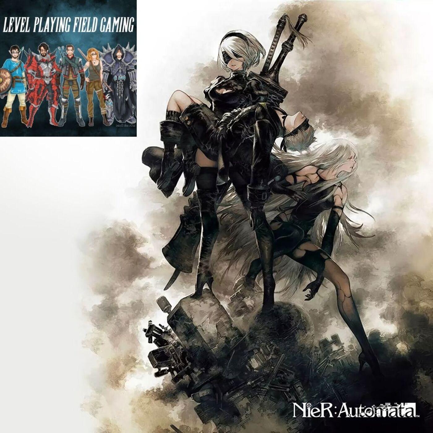 Nier Automata - featuring Katie Shesko