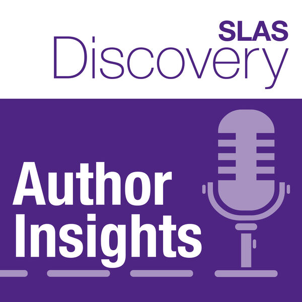 SLAS Discovery Author Insights Podcast Artwork Image