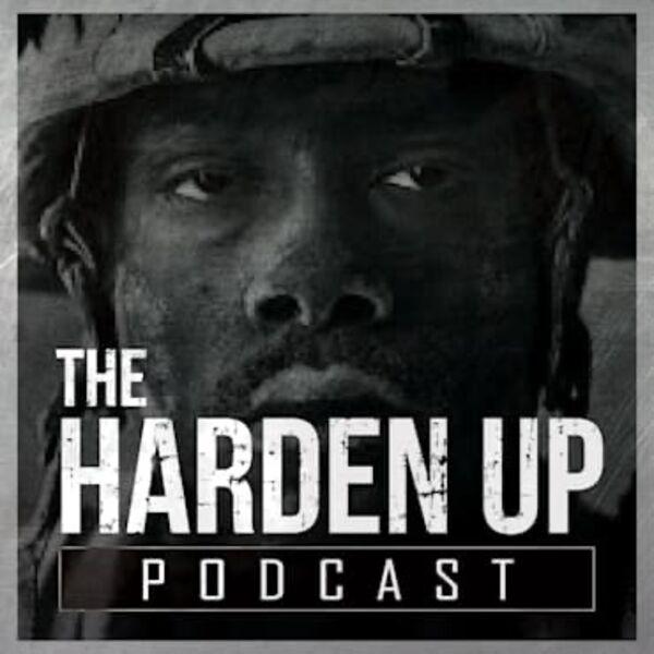 The Harden Up Podcast Podcast Artwork Image