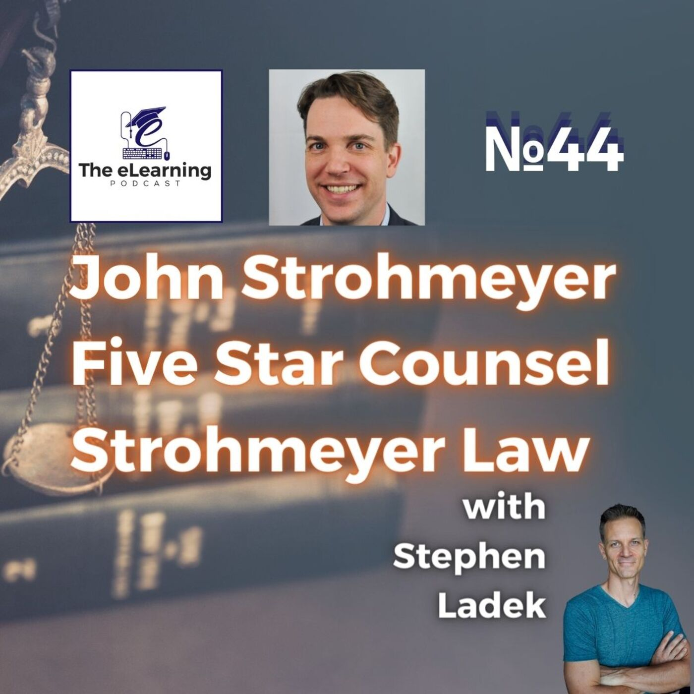 Delivering exceptional professional service with John Strohmeyer from Five Star Counsel and Strohmeyer Law