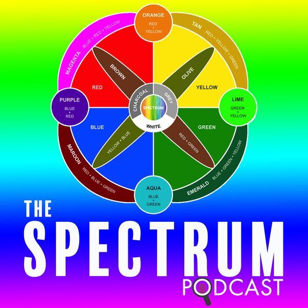 The SPECTRUM Podcast Podcast Artwork Image