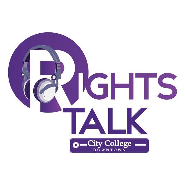 Rights Talk Podcast Artwork Image