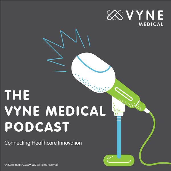 The Vyne Medical Podcast Podcast Artwork Image