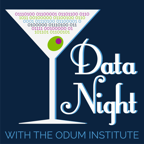 Data Night with the Odum Institute Podcast Artwork Image