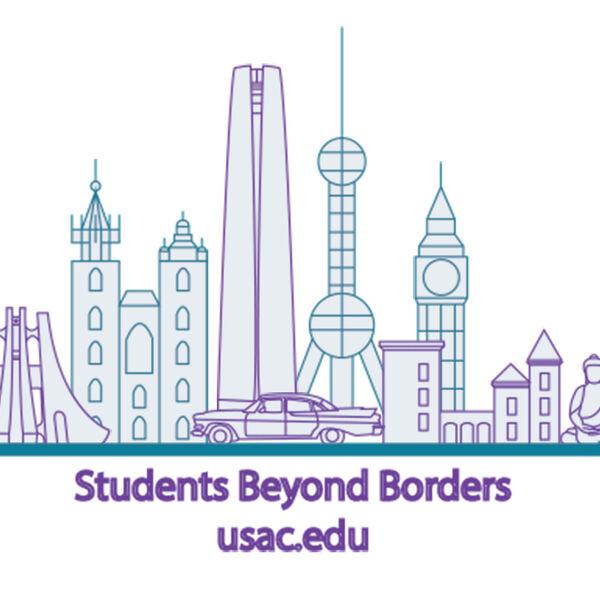 University Studies Abroad Consortium (USAC) Students Beyond Borders  Podcast Artwork Image