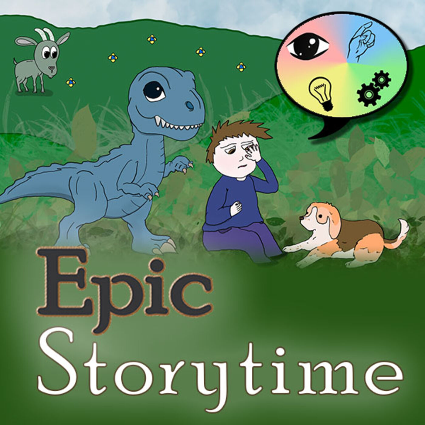 Epic Storytime: Olaf's Goat