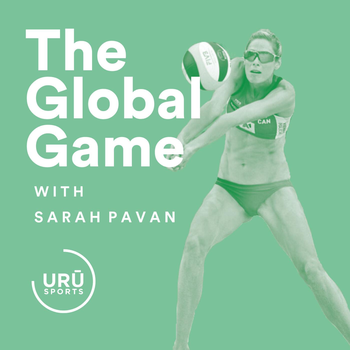 Sarah Pavan | Diggin' For Gold, eh?